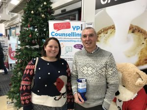 Mental Health Charity Basingstoke YPI Counselling