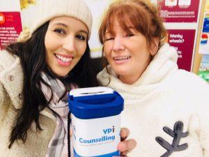 Mental Health Charity Basingstoke YPI Counselling